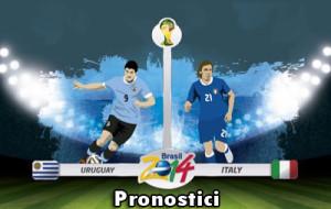 pronostici italia uruguay