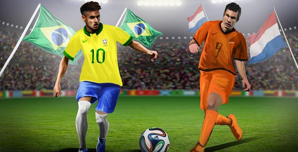 formazione brasile olanda