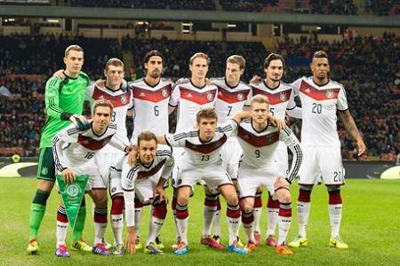 formazione germania argentina
